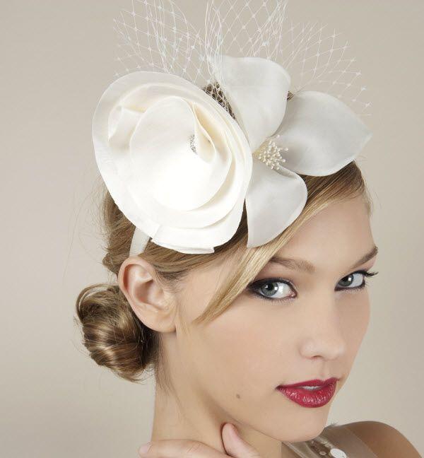 2013 Wedding Trend: Fascinators